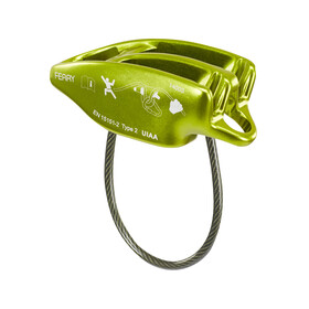 Ocun Ferry Belay Green
